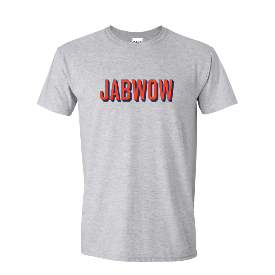 JABWOW T-shirt | Ash Grey