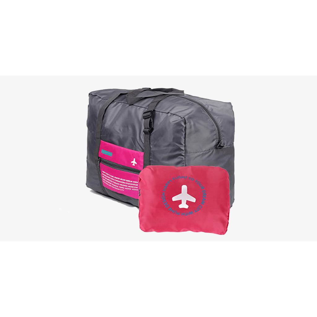 Foldable Duffel Travel Bag (Ships From USA)