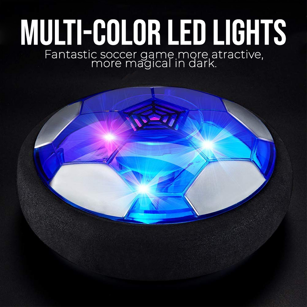 Floating Soccer Ball with LED Lights