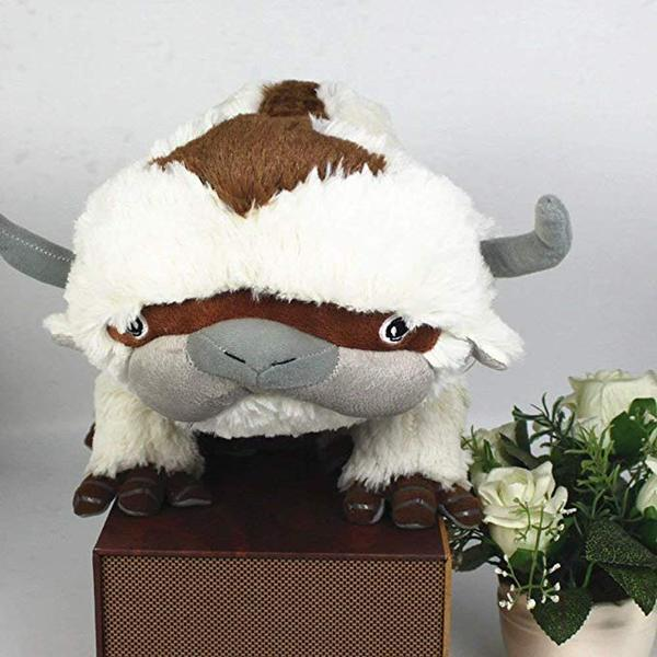 Avatar: The Last Airbender Appa Cartoon Plush Doll Soft Stuffed