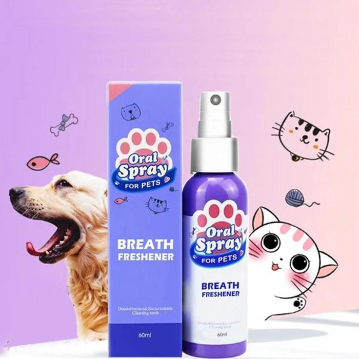 Air freshener for pets