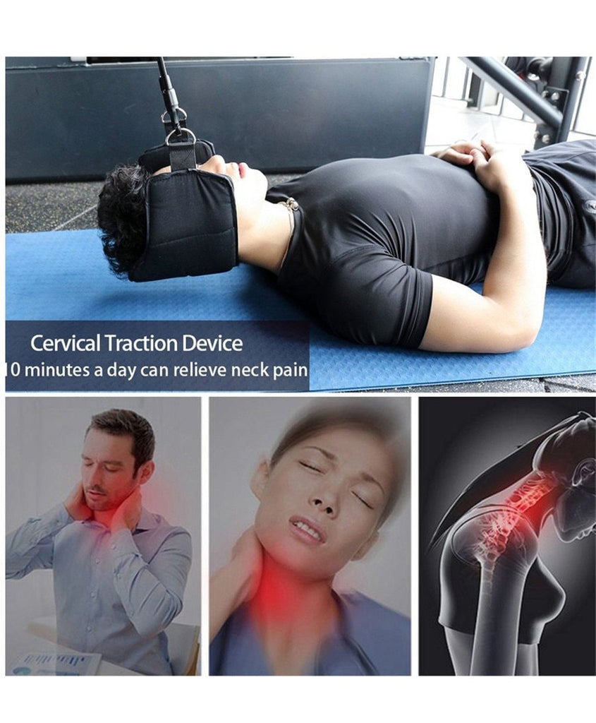 NeckAlign™ Therapeutic Neck Pain and Muscle Relaxer