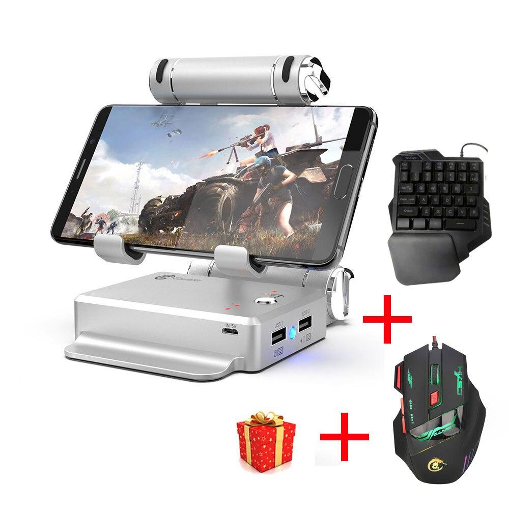 GameSir X1 FPS Dock Keypad & Mouse Converter Stand For PUBG/CoD