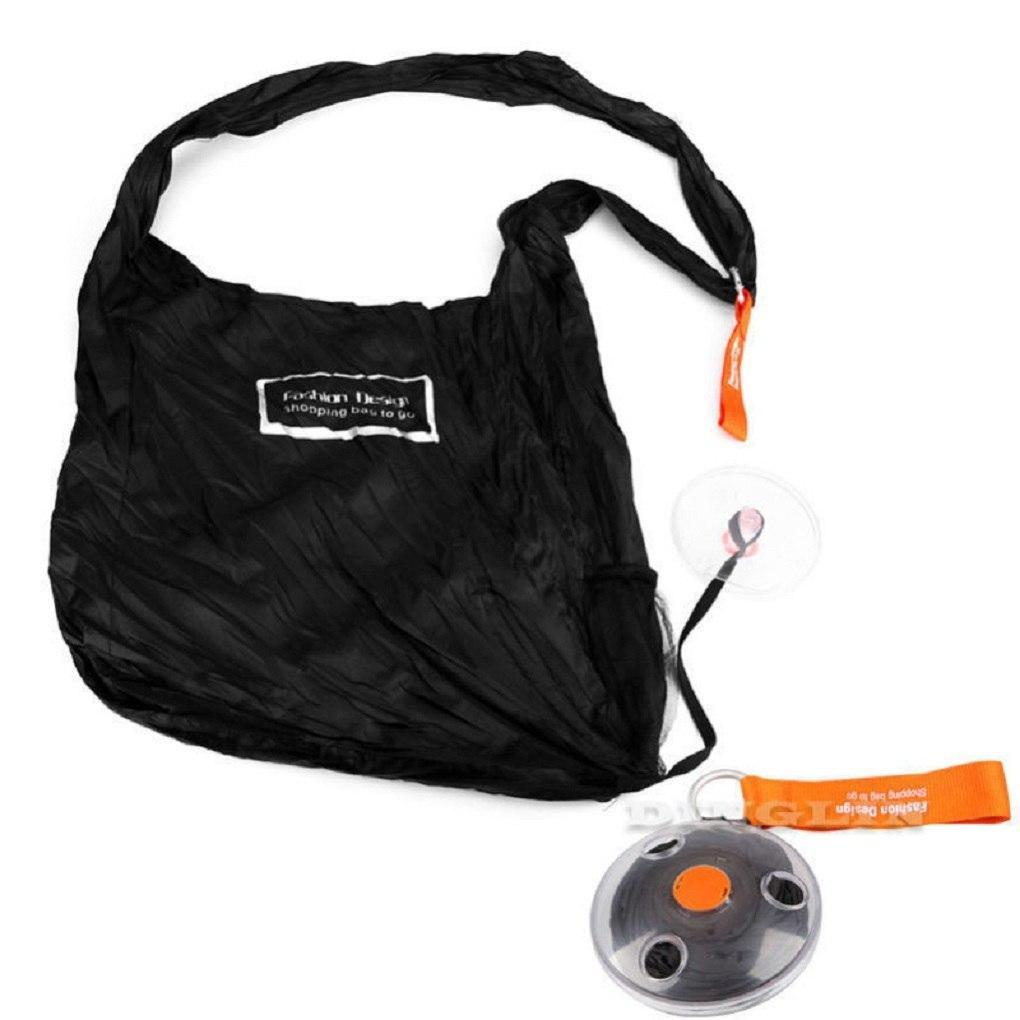 Compact and Fashionable Eco-Friendly Reusable Supermarket Shopping Tote Bags
