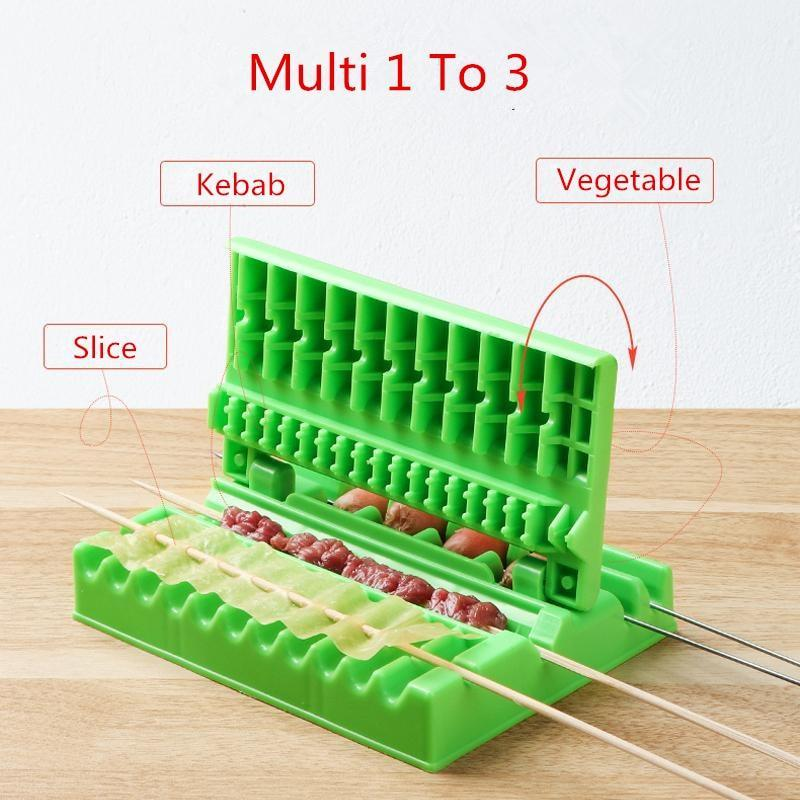 BBQ Meat Skewers Maker Box