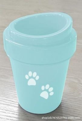 PET PAW CLEANER CUP