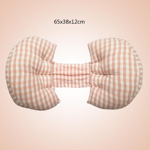 Bow-Shaped Comfy Pregnancy Pillow
