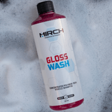 MIRCH GLOSS WASH - CONCENTRATED POLYMER - TECH VEHICLE SHAMPOO