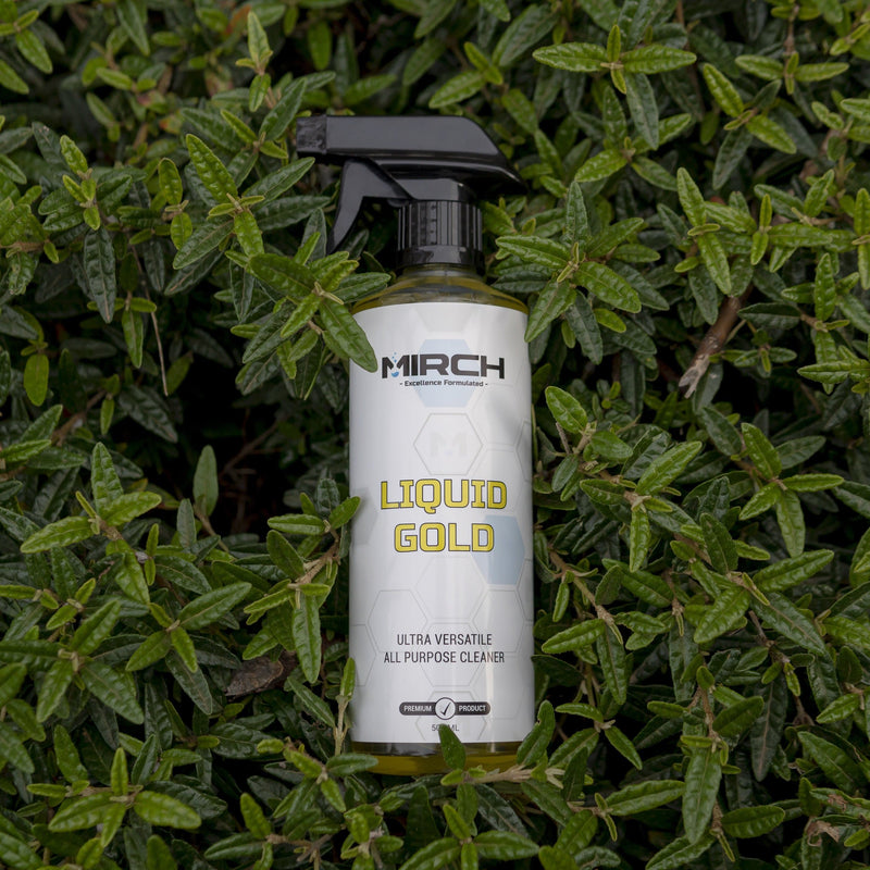 MIRCH LIQUID GOLD - ULTRA VERSATILE ALL PURPOSE CLEANER