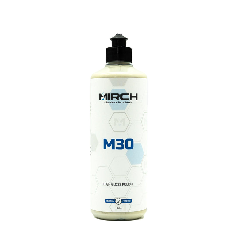 MIRCH M30 - HIGH GLOSS POLISH & WAX HYBRID
