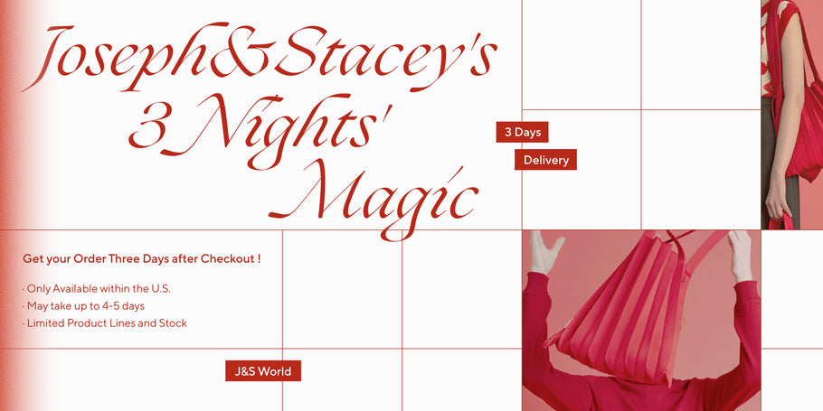 3 Nights' Magic-Delivery Event