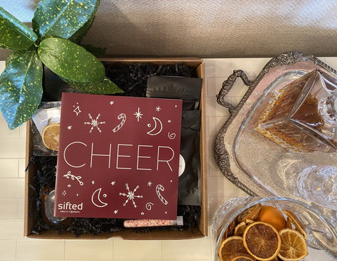 CHEER I Experiential Tasting Kit