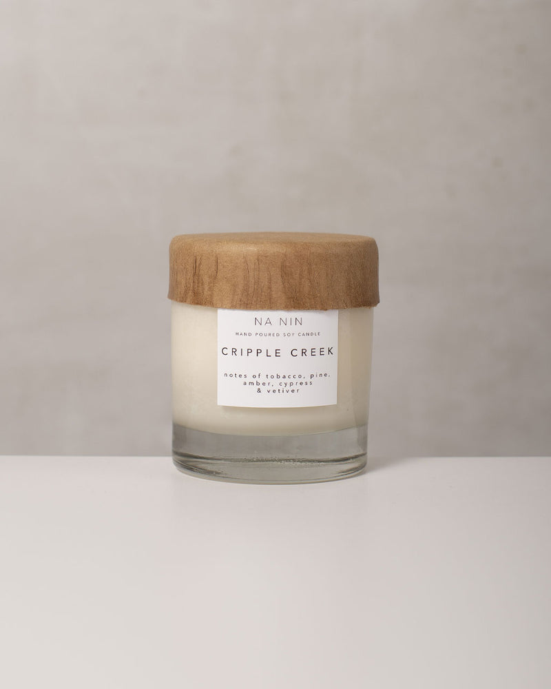 Cripple Creek Candle 8oz