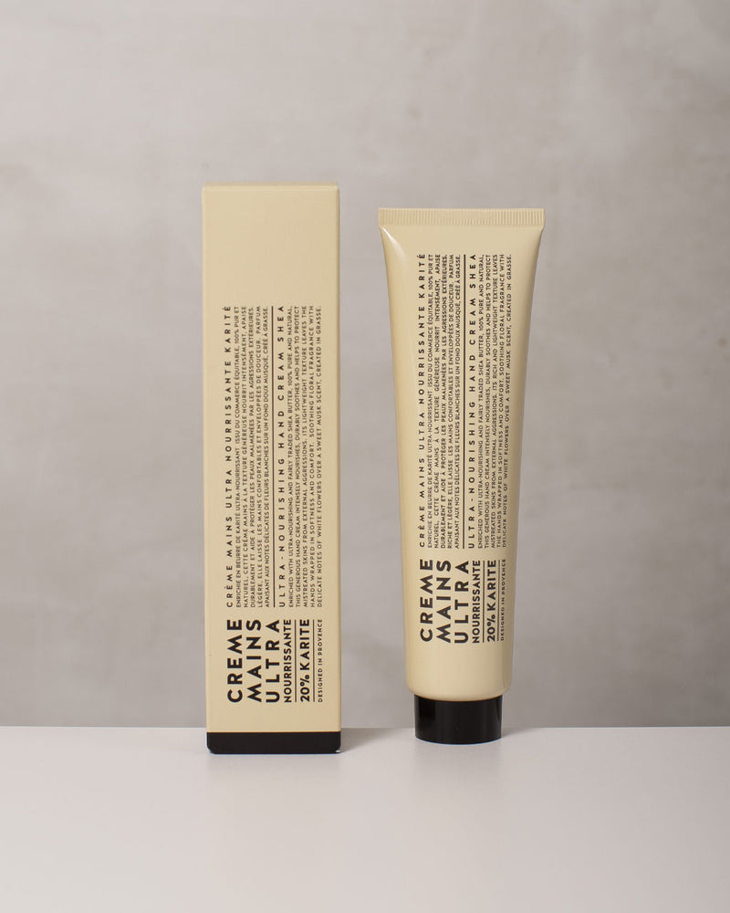 Karité Ultra Nourshing Hand Cream - Shea Butter