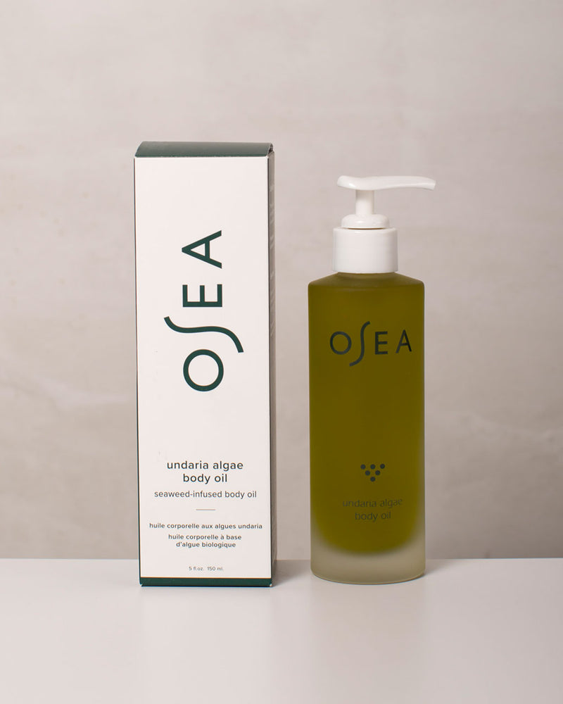 Undaria Algae Body Oil