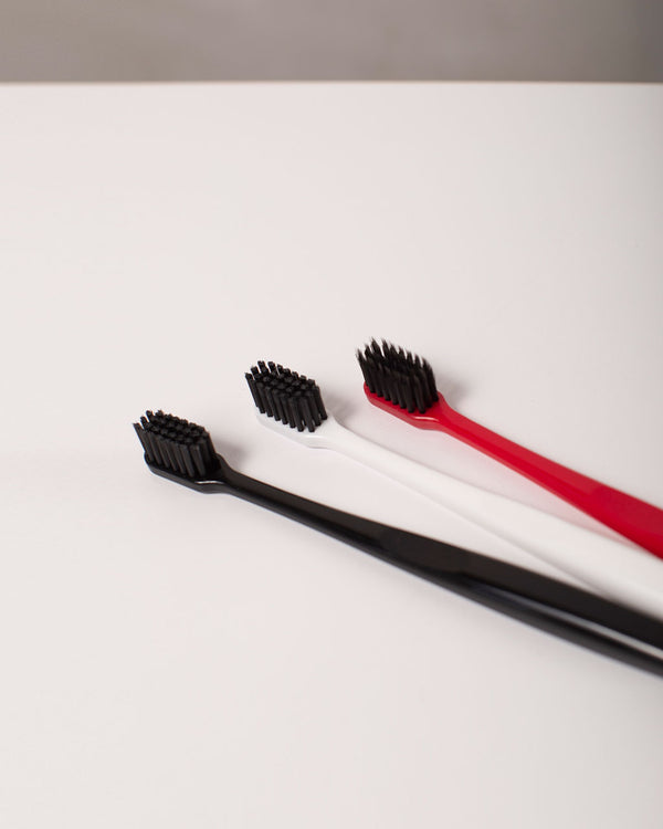 Binchotan Charcoal Toothbrush - Soft
