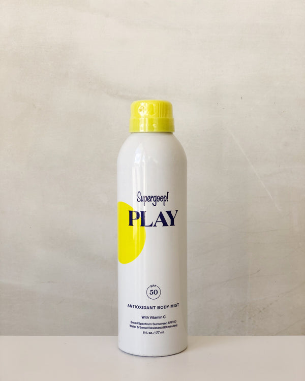 Play Antioxidant Mist SPF 50 with Vitamin C 6oz