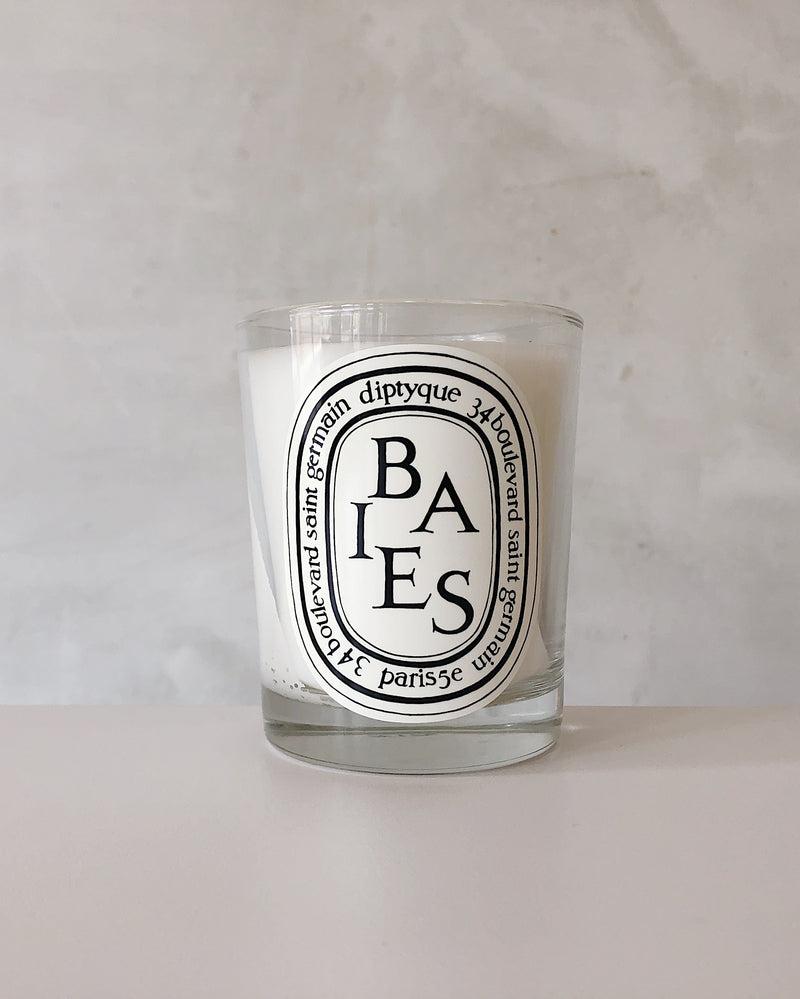 Baies Candle 6.5 / 2.4oz