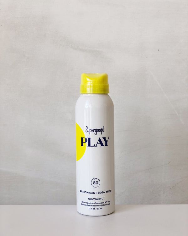 Play Antioxidant Mist SPF 50 with Vitamin C 3oz