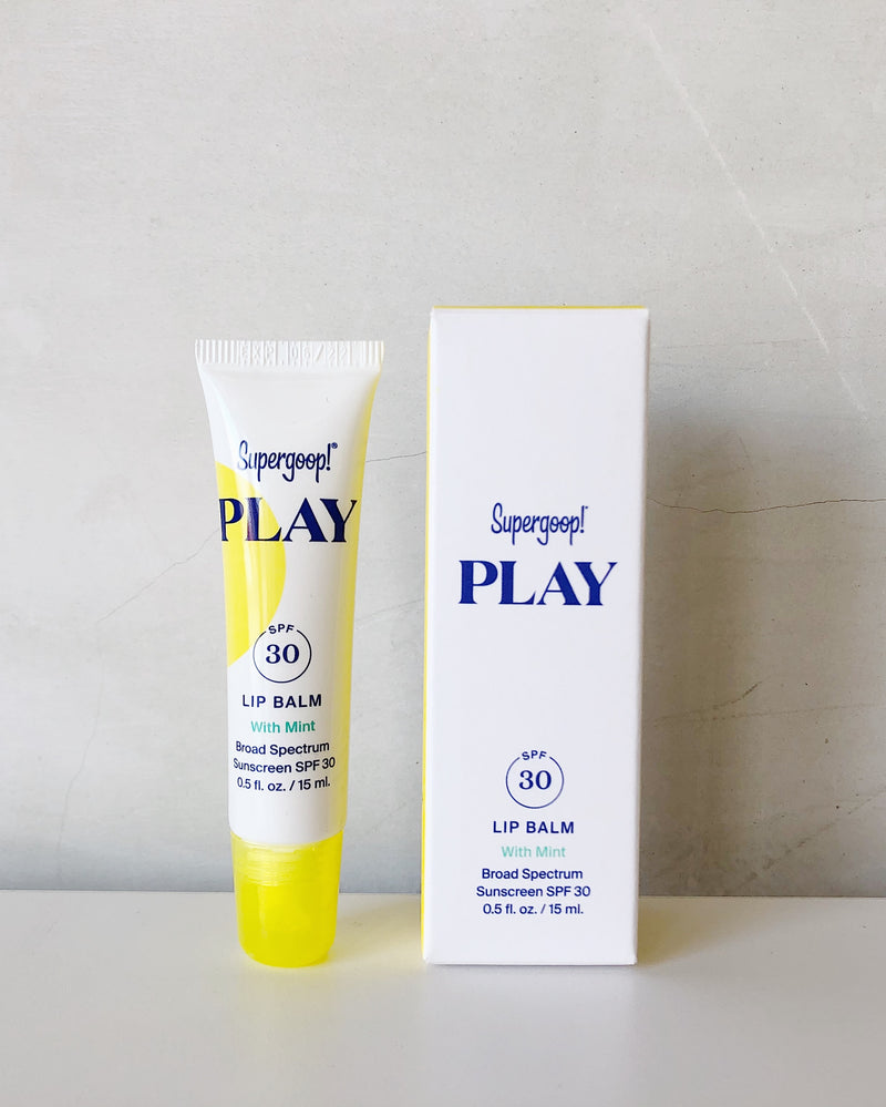 PLAY Lip Balm with Mint SPF 30