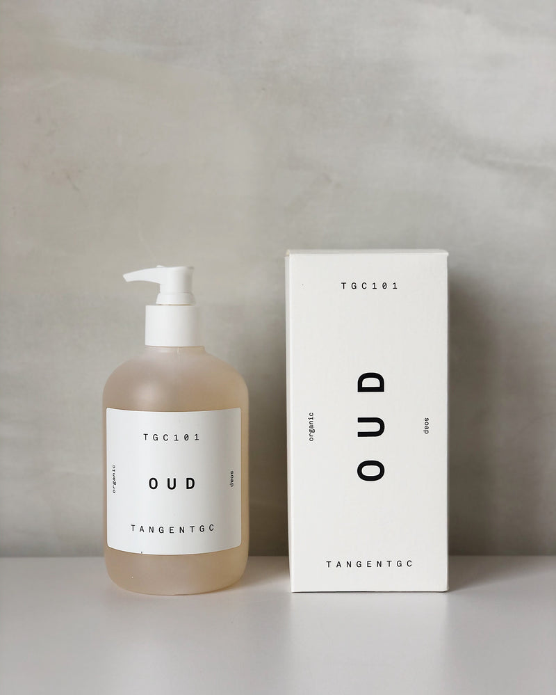 Oud Liquid Soap