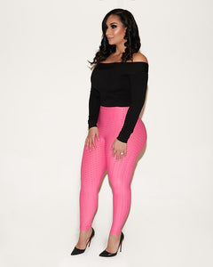 The Bomb Legging Pink