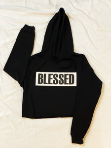 Pre Order Women's Cropped Hoodies