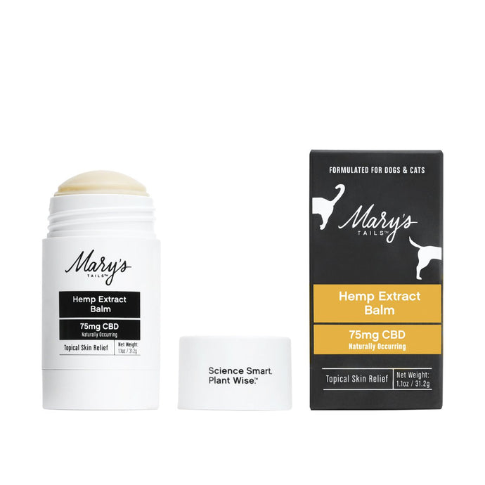 【Mary's TAILS】ヘンプバーム 75mg CBD 32.53mL