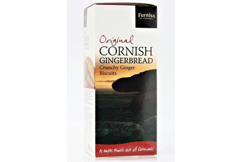 Original Cornish Gingerbread - Crunchy Ginger Biscuits