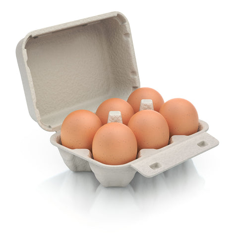 Extra Large Free Range Cornish Eggs (6)