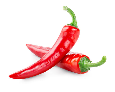 Chillies (100g / 3 1/2 oz)