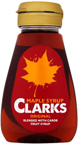 Clarks Pure Maple Syrup 180ml
