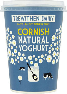 Trewithen Dairy Cornish Natural Yogurt 450g