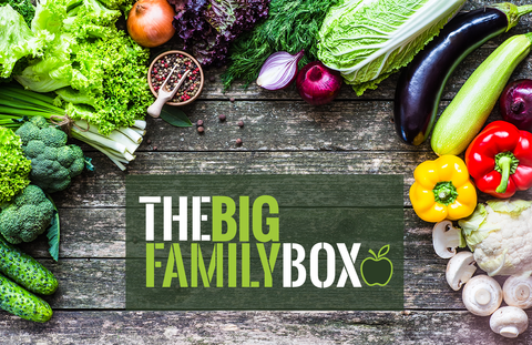 The Big Family Fruit & Veg Box