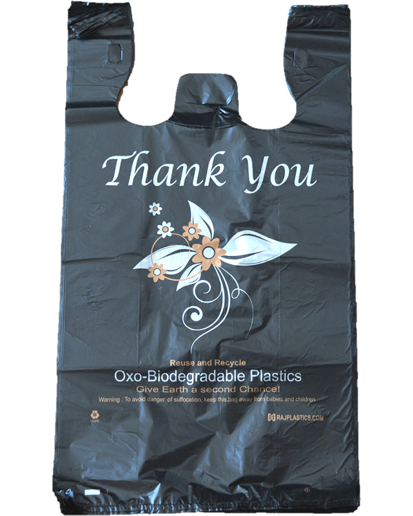 2XL Oxo-Biodegradable Plastic Shopping Bags