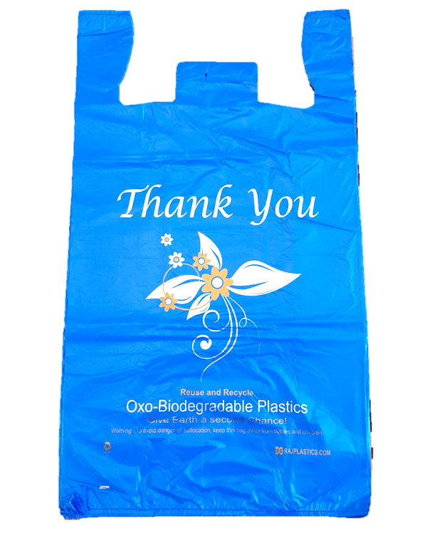 Image of 2XL Oxo-Biodegradable Plastic Shopping Bags