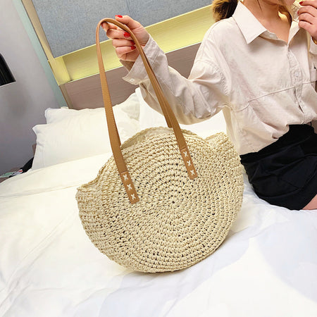 2020 Summer Round Light Tote