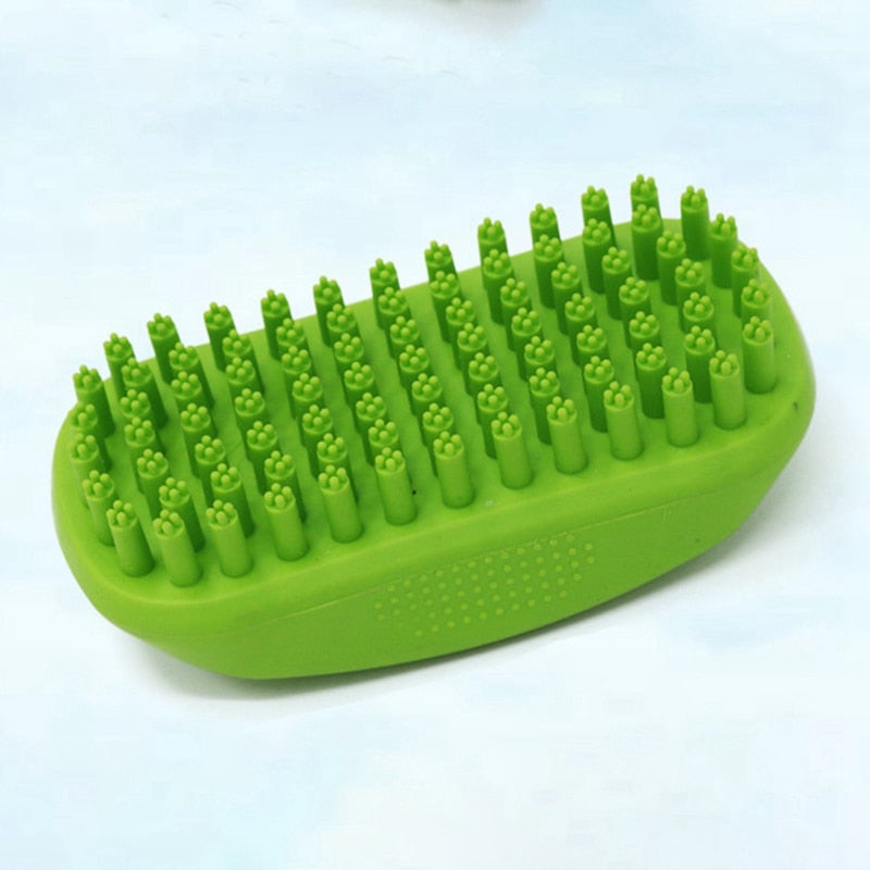 Dog Bath Massage Comb