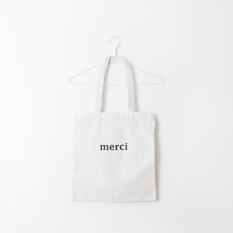Canvas Tote Bag - house of petite