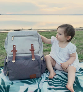 6 reasons why backpacks make the best nappy bags
