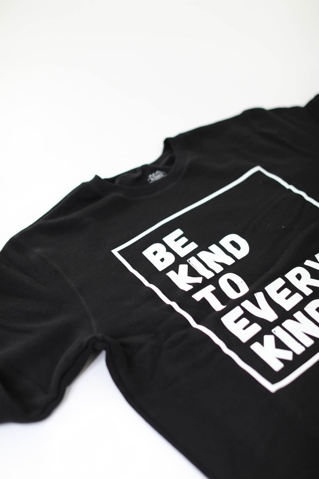 Be Kind Bamboo Crewneck - Aligned Apparel