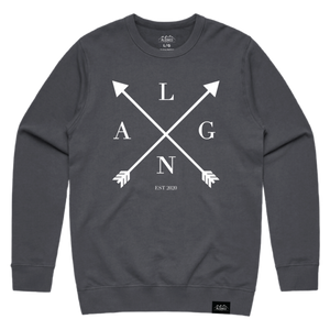 ALGN Bamboo Crewneck - Aligned Apparel