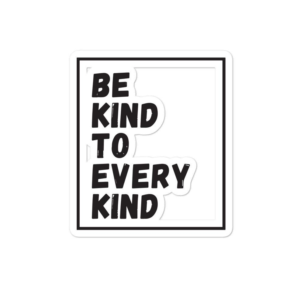 Be kind Sticker - Aligned Apparel