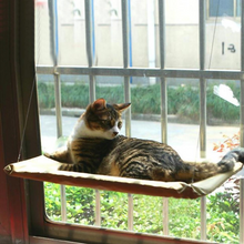Load image into Gallery viewer, Cat window perch bed
