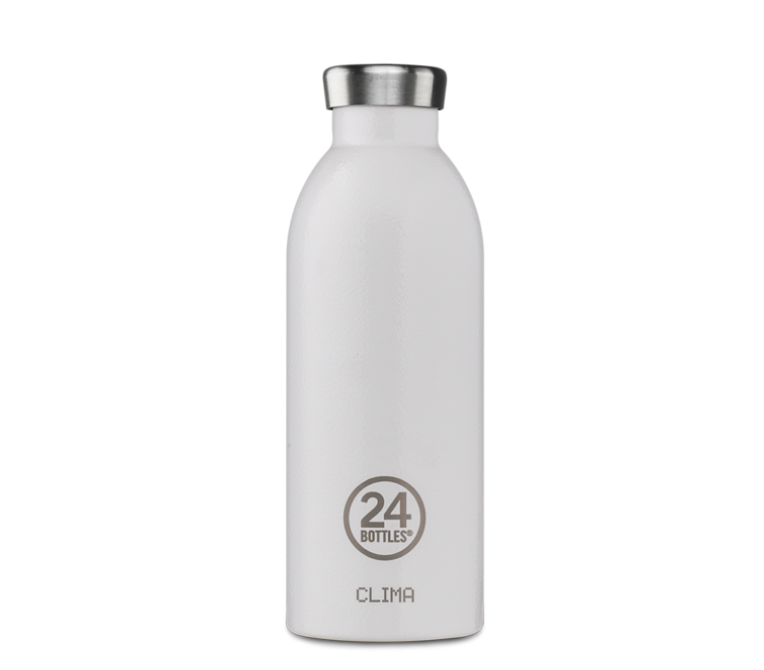 Arctic White 500ml Clima Bottle