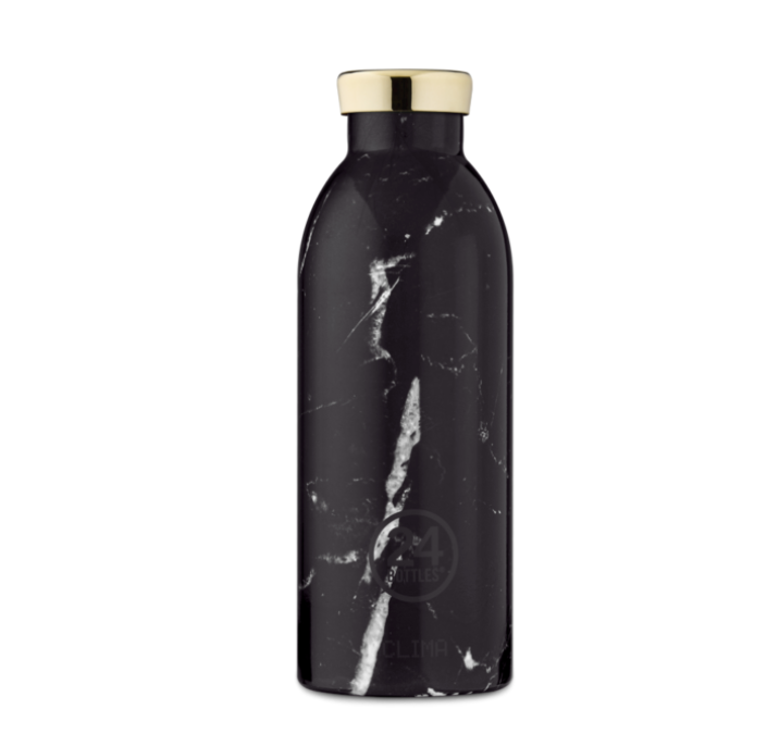 Black Marble Clima Bottle
