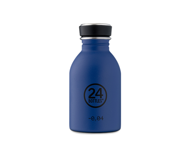 Gold Blue Urban Bottle
