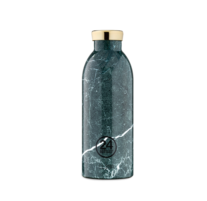Green Marble 500ml Clima Bottle