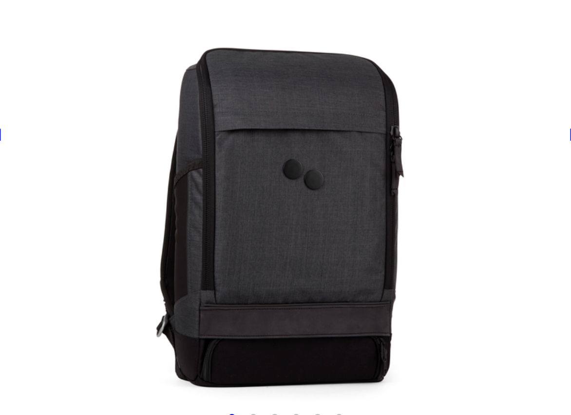 Cubik Medium Backpack Anthracite Melange DLX