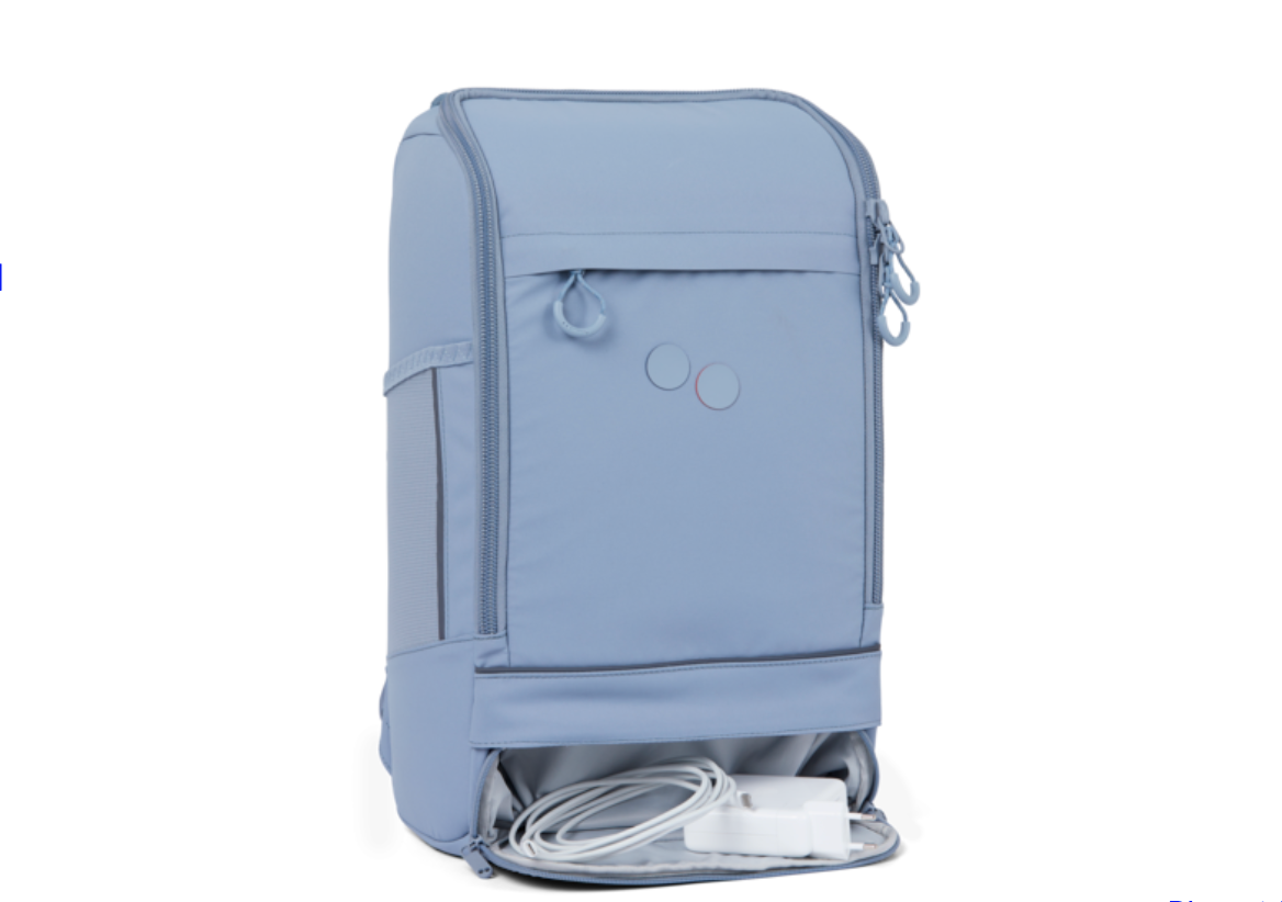 Cubik Medium Backpack Kneipp Blue